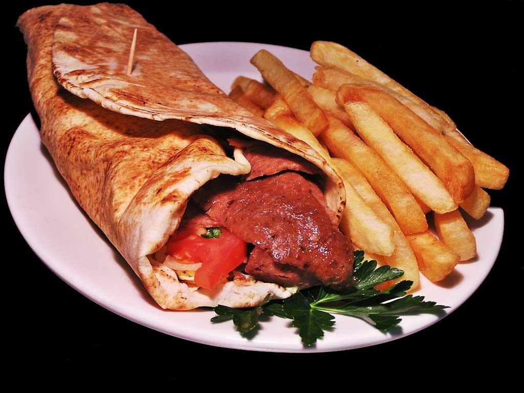 Doner kebab – Turkey