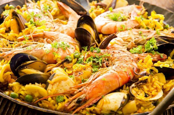cuba paella habana