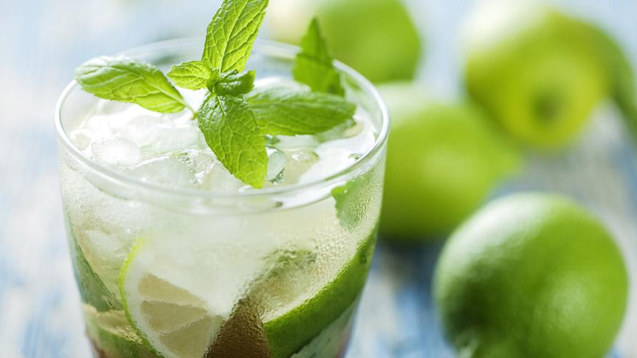 cuba mojito cocktail