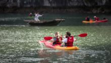 Kayaking in Lan Ha Bay - Things to Do in Hanoi for a Week
